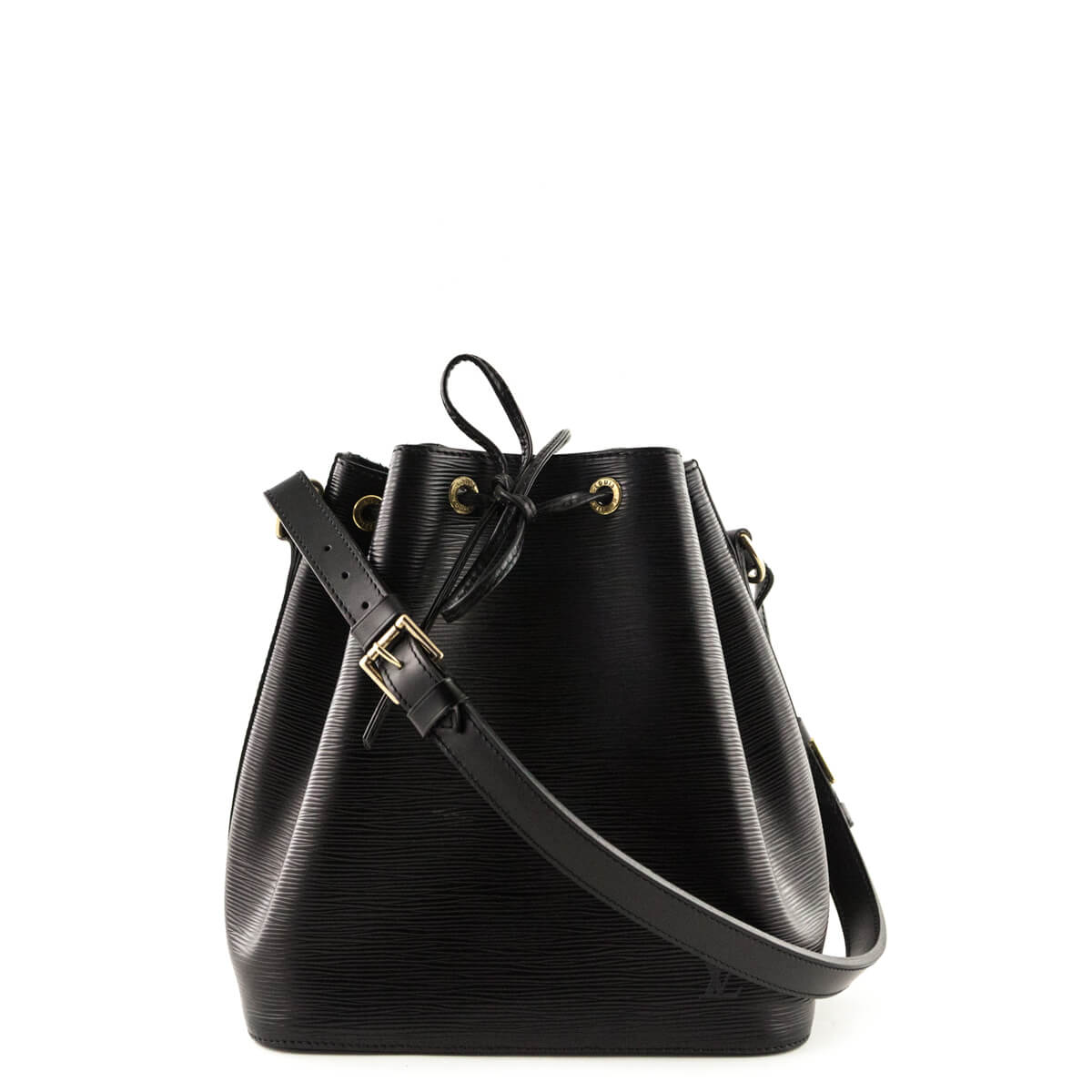 e70217e717 Louis Vuitton Epi Leather Petit Noe Bucket Bag - LOVE that BAG - Preowned  Authentic Designer ...