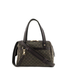 Louis Vuitton Green Monogram Mini Lin Josephine PM