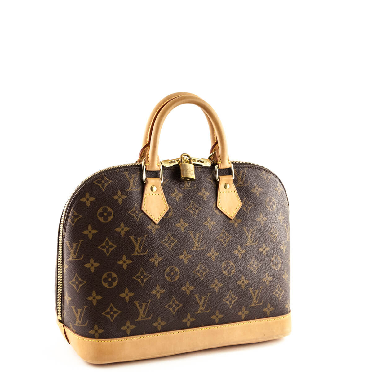 6ee949d2d0f4 ... Louis Vuitton Monogram Alma PM - LOVE that BAG - Preowned Authentic  Designer Handbags ...