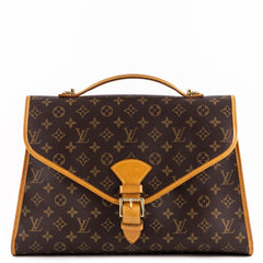 Louis Vuitton Monogram Beverly GM Briefcase