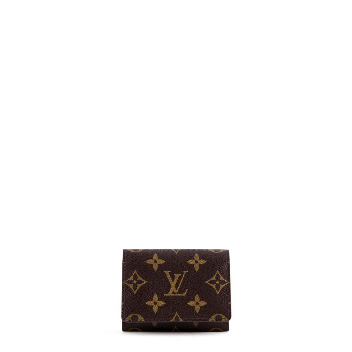 Louis Vuitton Monogram Business Card Holder - LV Leather Goods