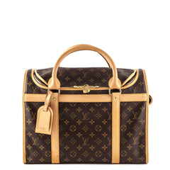 Louis Vuitton Monogram Dog Carrier 40 - 1