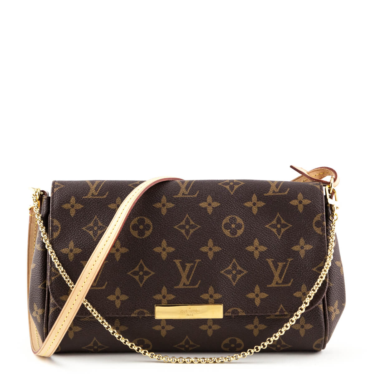 2b12db45283d Louis Vuitton Monogram Favorite MM - LOVE that BAG - Preowned Authentic Designer  Handbags ...