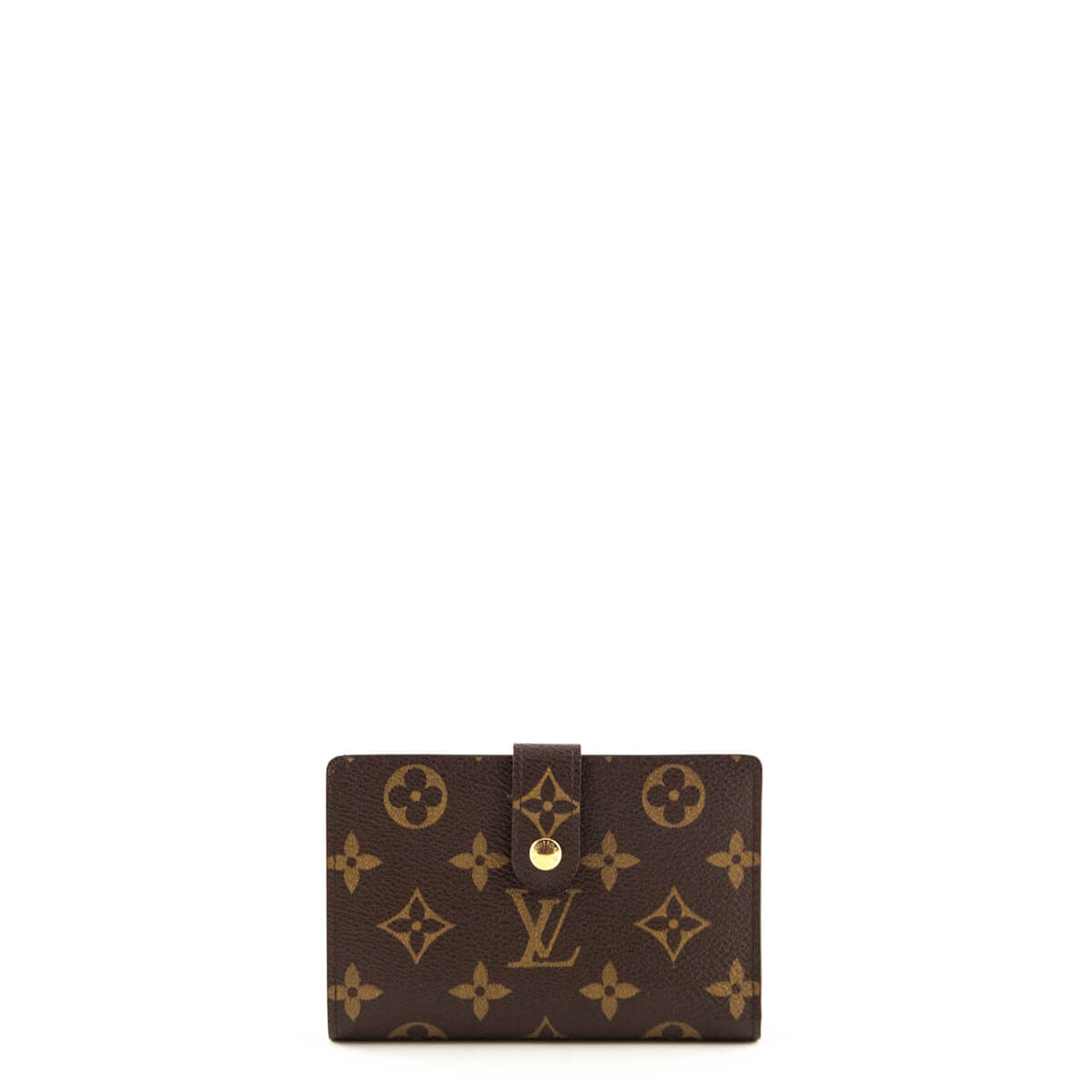 8eaa69323aaa Louis Vuitton Monogram French Purse Wallet - LOVE that BAG - Preowned  Authentic Designer Handbags ...