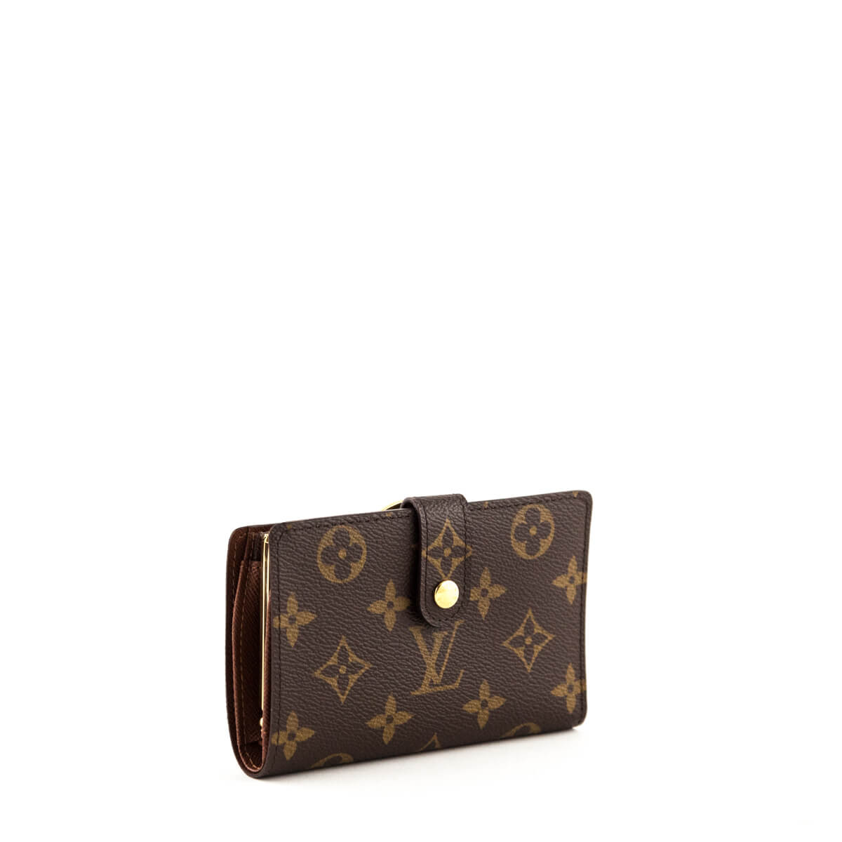 ... Louis Vuitton Monogram French Purse Wallet - LOVE that BAG - Preowned  Authentic Designer Handbags ... d36cb2ee19c
