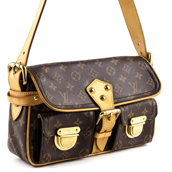 d66f66be609 Louis Vuitton Monogram Hudson PM - Used LV Handbags, Wallets & More