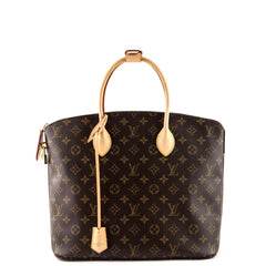 Louis Vuitton Monogram Lockit MM - 1