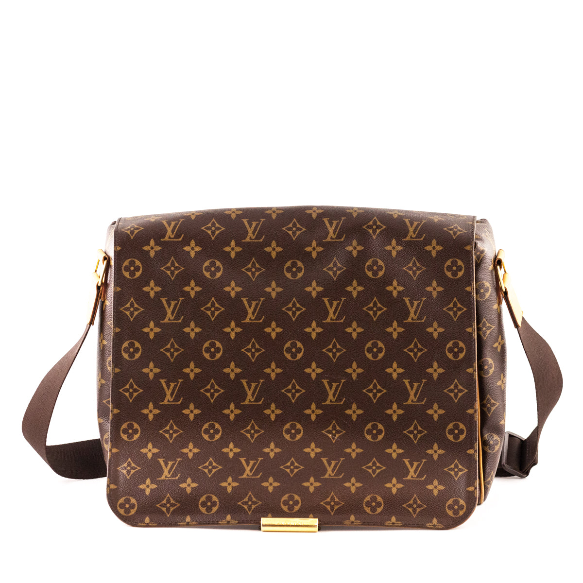 99c9b3cc90b6 Louis Vuitton Monogram Men s Abbesses Messenger - LOVE that BAG - Preowned  Authentic Designer Handbags ...