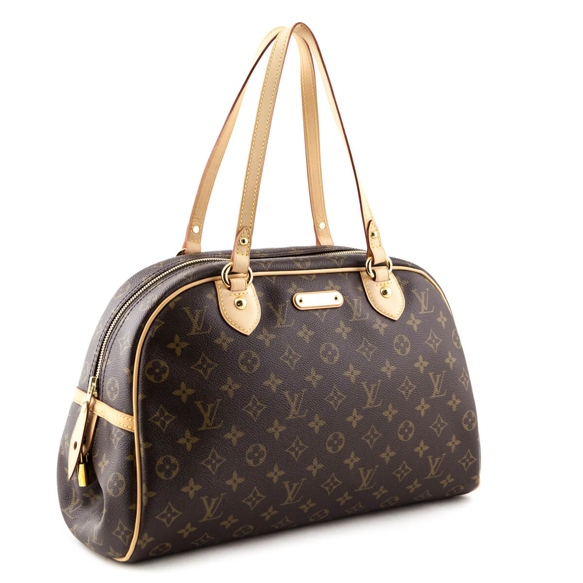 cb628861348e ... Louis Vuitton Monogram Montorgueil GM - LOVE that BAG - Preowned  Authentic Designer Handbags ...