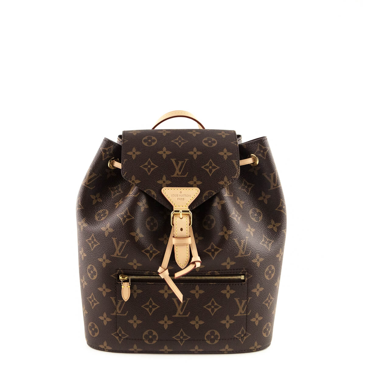 4a45bd0d80a5 Louis Vuitton Monogram Montsouris Backpack - LOVE that BAG - Preowned  Authentic Designer ...