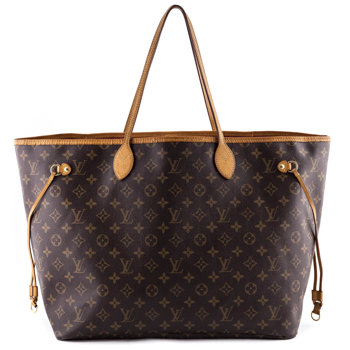 b3e456e8ae0 Louis Vuitton Monogram Neverfull GM