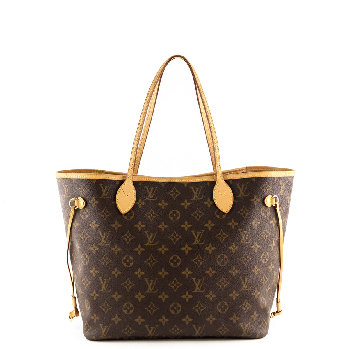 Sac Louis Vuitton Neverfull Mm : Louis vuitton monogram neverfull mm tote lv