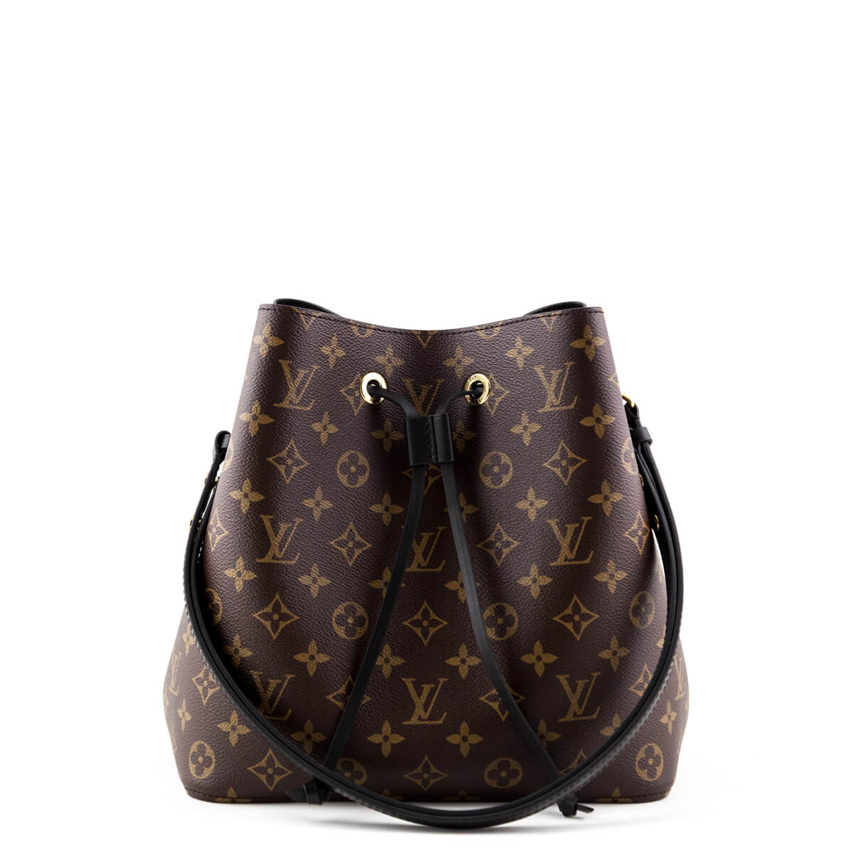 319380220d Louis Vuitton Monogram Noir NeoNoe - LOVE that BAG - Preowned Authentic  Designer Handbags ...