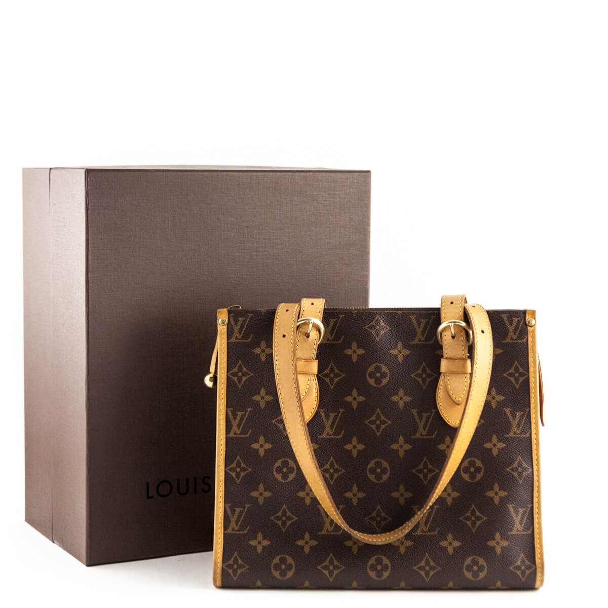 ac7dd24110be ... Louis Vuitton Monogram Popincourt Haut - LOVE that BAG - Preowned  Authentic Designer Handbags ...