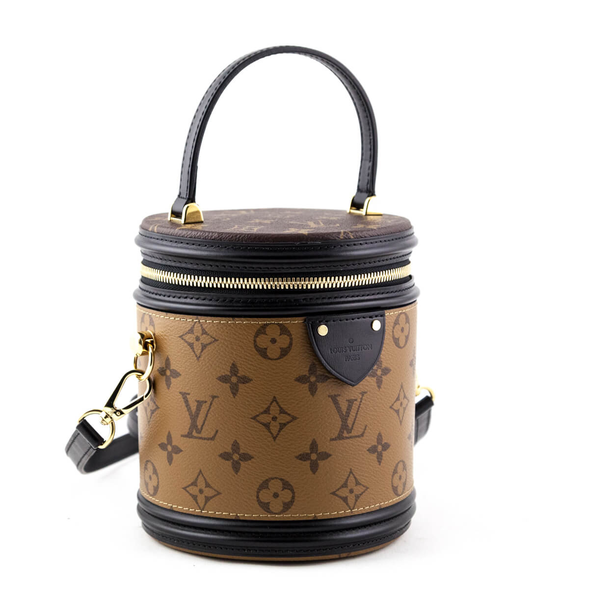 b793ce982ca2 ... Louis Vuitton Monogram Reverse Cannes Top Handle - LOVE that BAG -  Preowned Authentic Designer Handbags ...