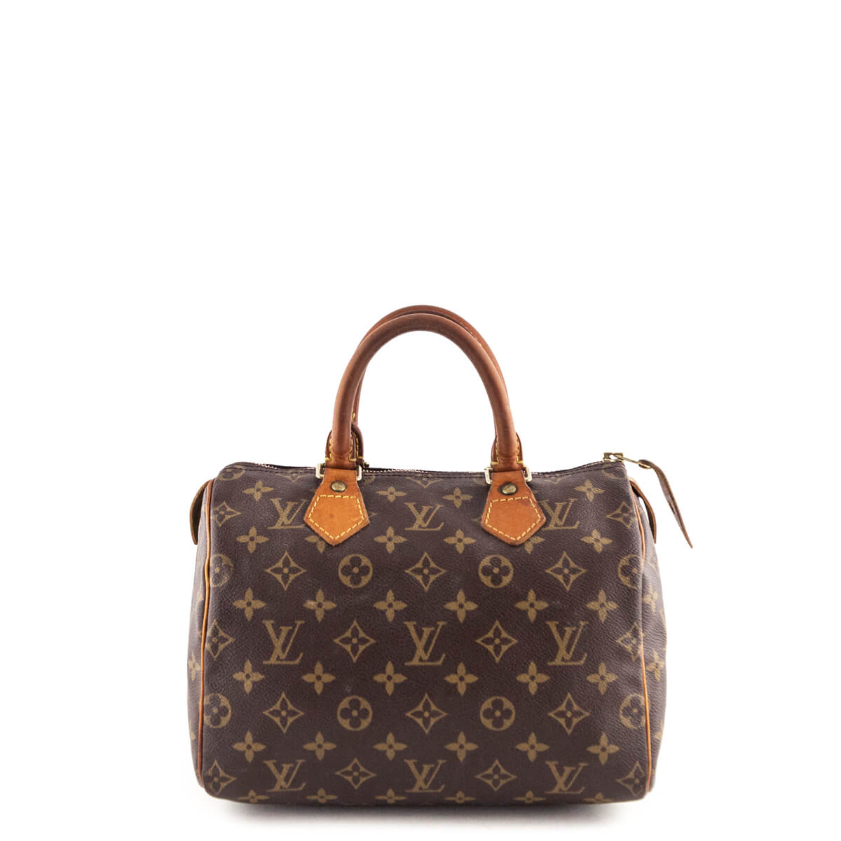 6c242bfedf2d Louis Vuitton Monogram Speedy 25 - LOVE that BAG - Preowned Authentic  Designer Handbags ...