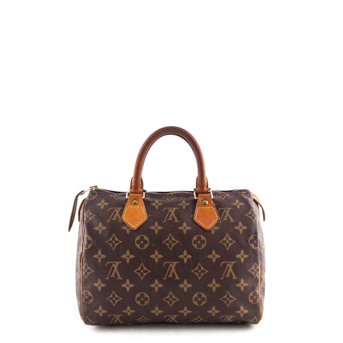 84b41accb0c7 ... Louis Vuitton Monogram Speedy 25 - LOVE that BAG - Preowned Authentic  Designer Handbags ...