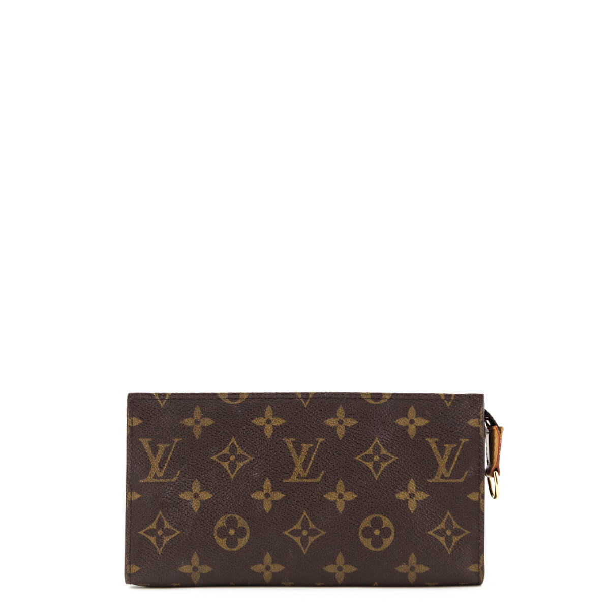 aece852589 Louis Vuitton Monogram Zip Pouch - LOVE that BAG - Preowned Authentic  Designer Handbags ...