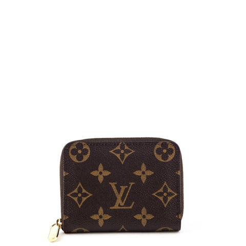 5d7c4b74032 Louis Vuitton Monogram Zippy Coin Purse
