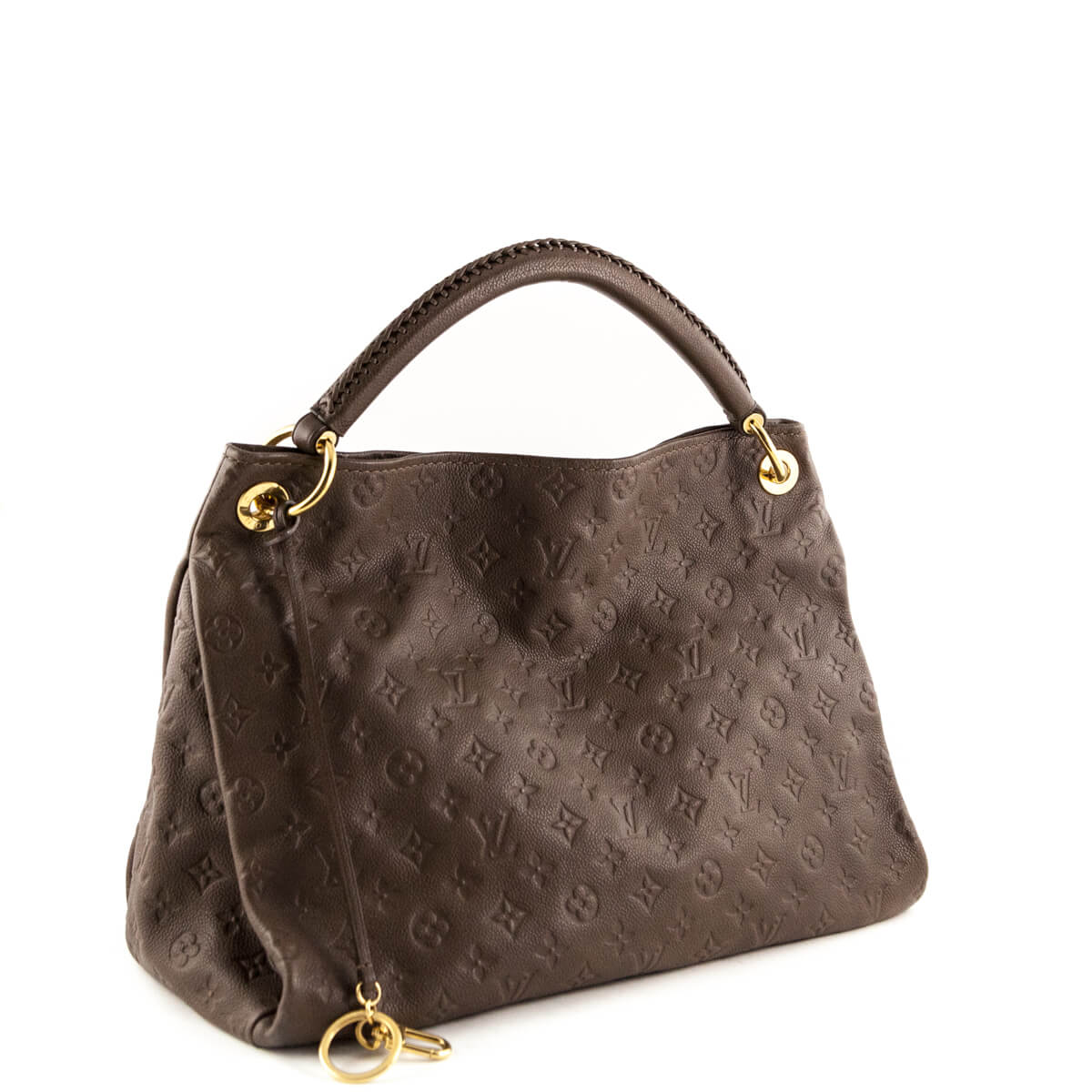 7ab208bfdb6 ... Louis Vuitton Terre Monogram Empreinte Artsy MM - LOVE that BAG -  Preowned Authentic Designer Handbags ...