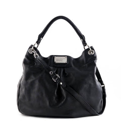 Marc by Marc Jacobs Black Classic Q Hillier Hobo