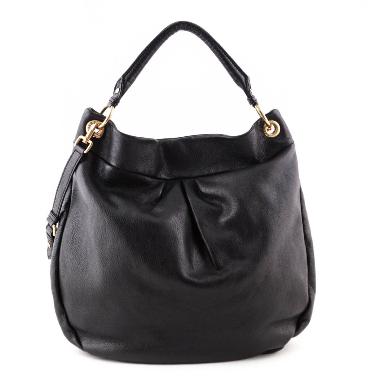 ... Marc by Marc Jacobs Black Classic Q Hillier Hobo - LOVE that BAG -  Preowned Authentic ... b94db41fb47f
