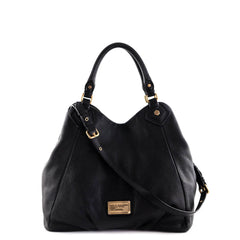 Marc by Marc Jacobs Black Classic Q Francesca Tote
