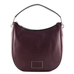 Marc by Marc Jacobs Burgundy Pike Place Hobo - 1
