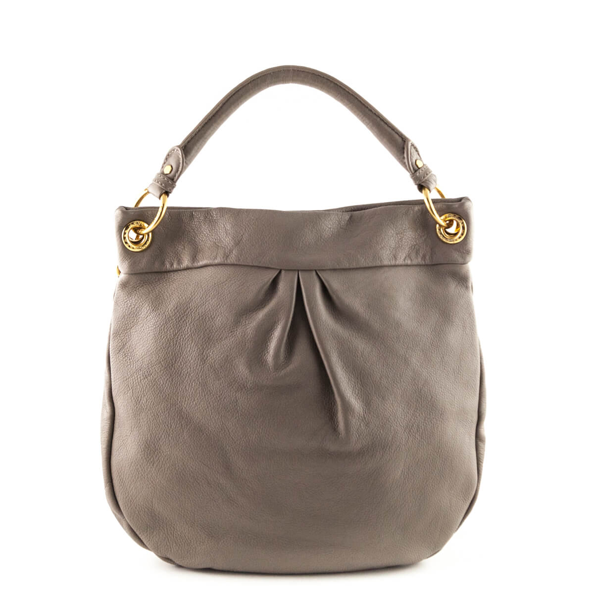 18da3810441 ... Marc by Marc Jacobs Zinc Classic Q Hillier Hobo - LOVE that BAG -  Preowned Authentic ...