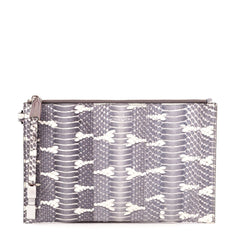 Michael Kors Collection Harlow Large Zip Clutch - 1