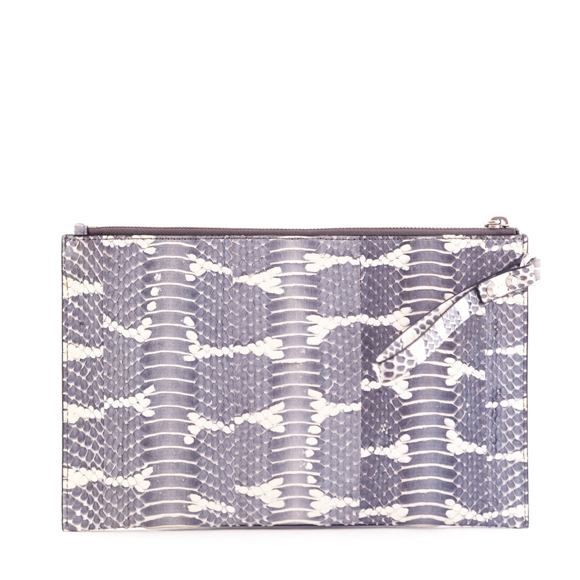 Michael kors collection harlow large zip clutch used for Housse zip collection captur