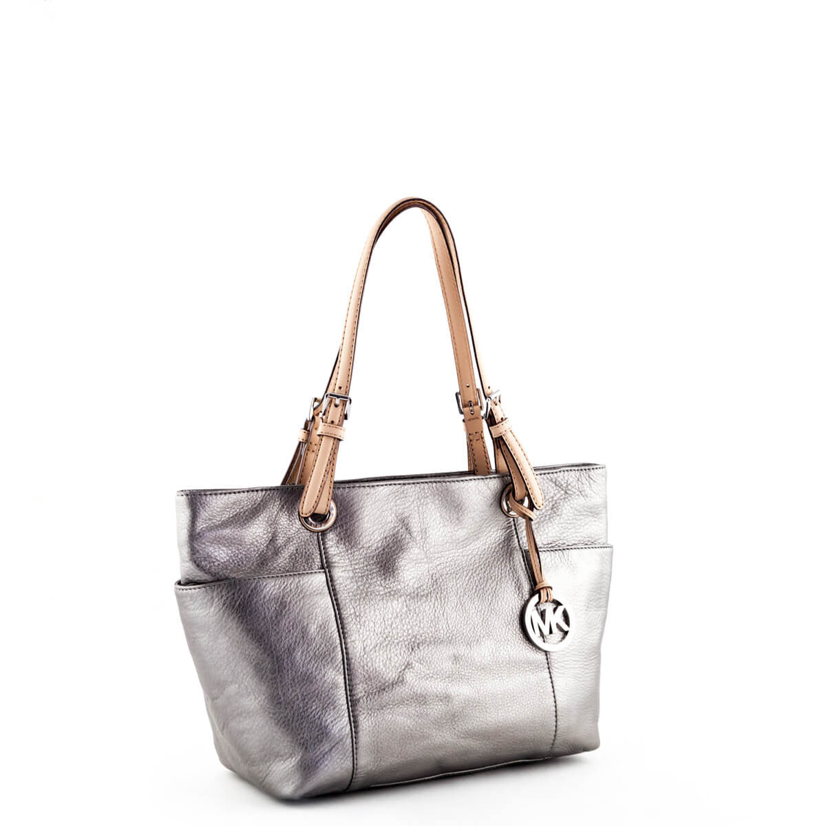 97a58cc787f7 Buy michael kors pewter handbag > OFF59% Discounted