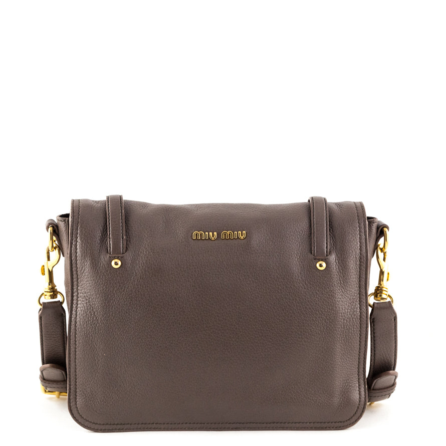 ... Miu Miu Taupe Cambridge Satchel Bag - LOVE that BAG - Preowned  Authentic Designer Handbags ... d86bd22f4d9d6