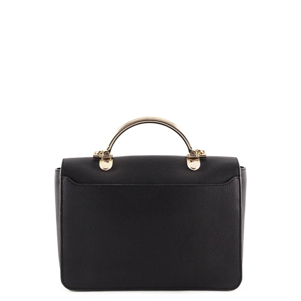 1500a88fa15a ... Mulberry Black Grainy Calfskin Large Bayswater - LOVE that BAG - Preowned  Authentic Designer Handbags ...