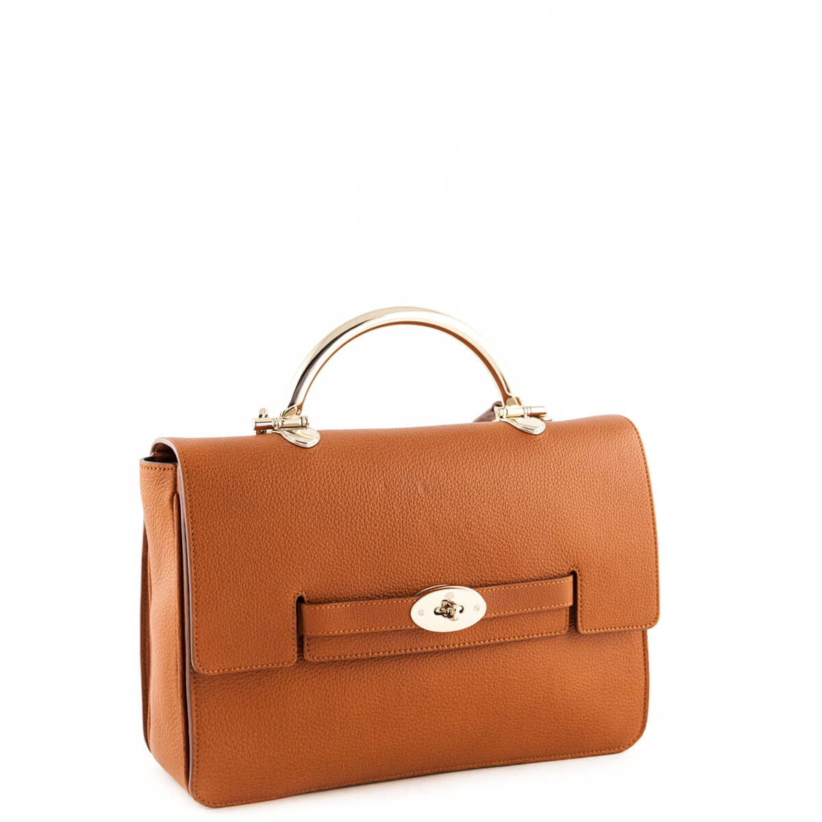 ec955bc05fd2 ... Mulberry Camel Grainy Calfskin Large Bayswater - LOVE that BAG - Preowned  Authentic Designer Handbags ...