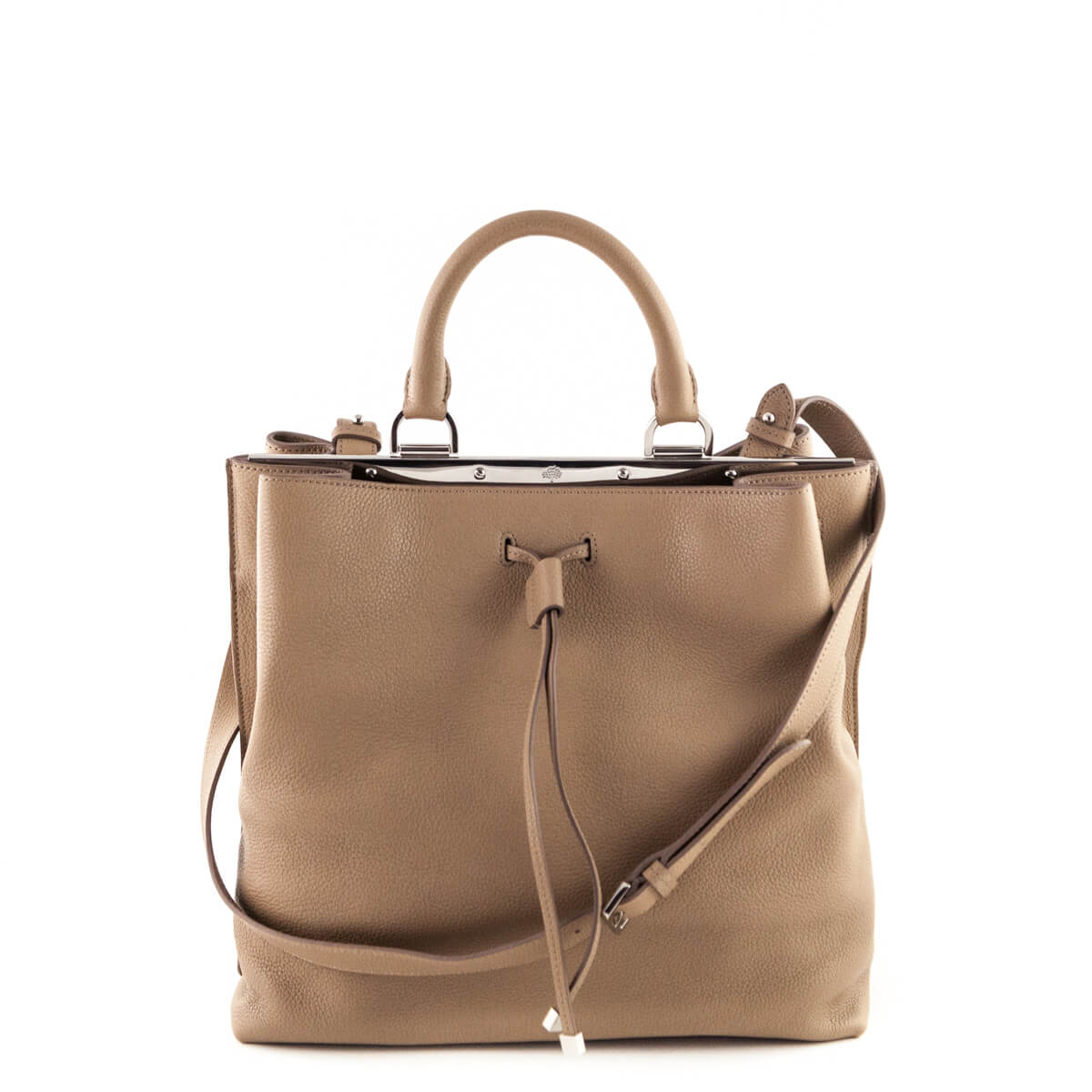 c47c3932a95d Mulberry Mushroom Kensington Bag - LOVE that BAG - Preowned Authentic  Designer Handbags ...