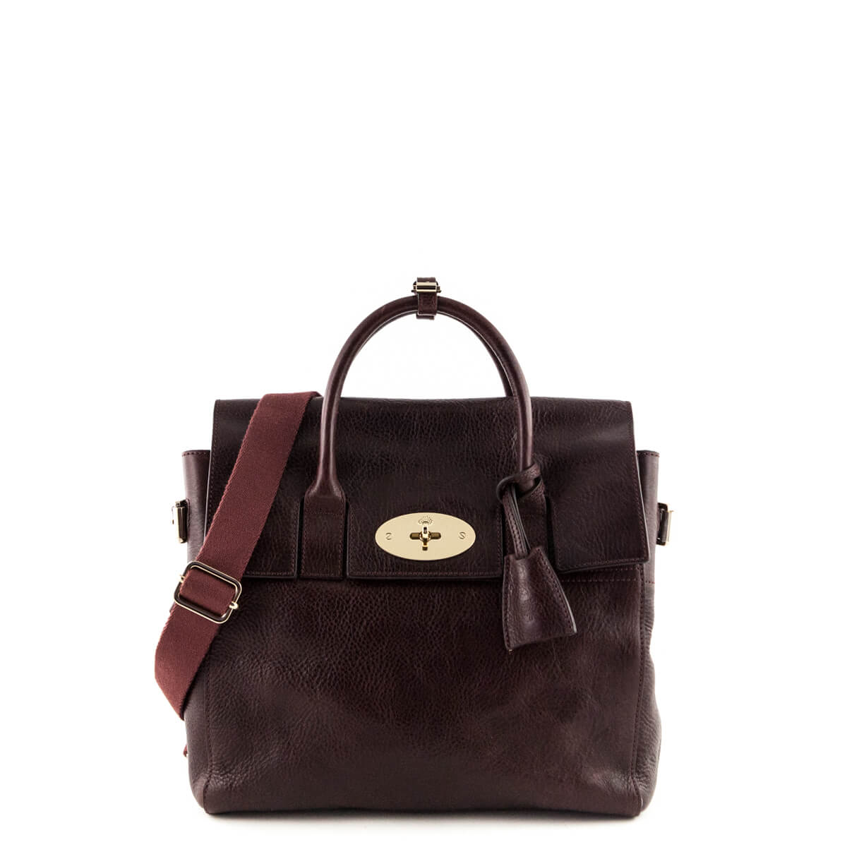 Mulberry Oxblood Cara Delevingne Convertible Backpack - LOVE that BAG -  Preowned Authentic Designer Handbags ... d454b4e826
