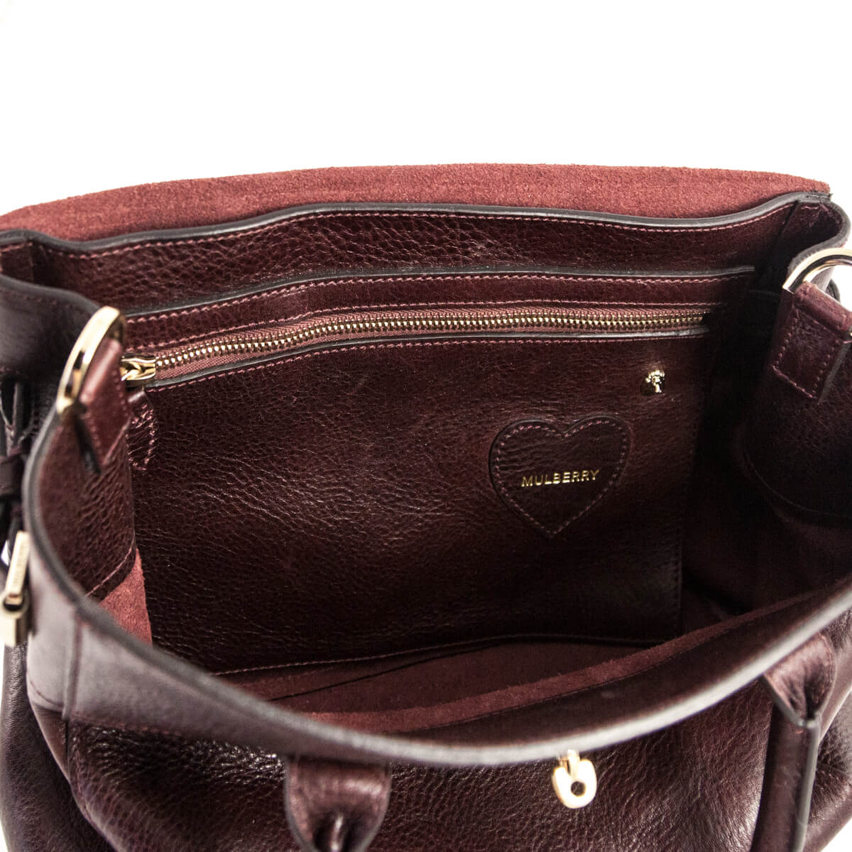 5801bdb166 ... Mulberry Oxblood Cara Delevingne Convertible Backpack - LOVE that BAG -  Preowned Authentic Designer Handbags ...