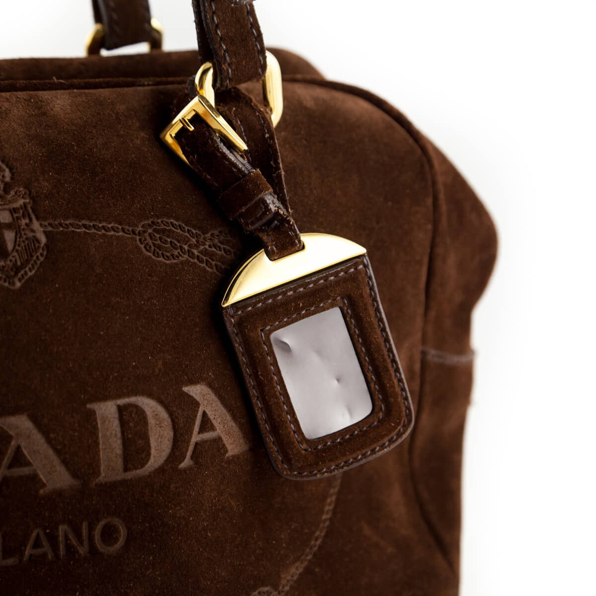 Prada Brown Bag
