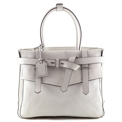 Reed Krakoff White Boxer Bag - 1