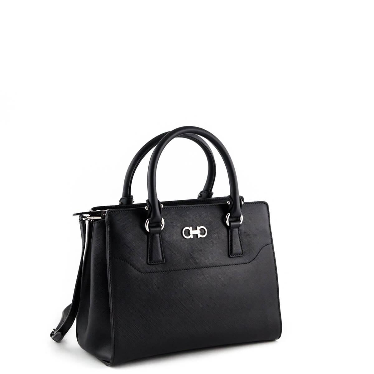 Many Kinds Of Sale Online Beky tote - Black Salvatore Ferragamo Popular And Cheap Discount Hot Sale h410TvqvGA