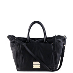 See By Chloe Black Nellie Medium Tote