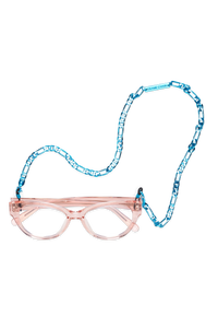 FRAME CHAIN | TUTTI BLUE - LIMITED EDITION | Glasses Chains | Eyewear Chains