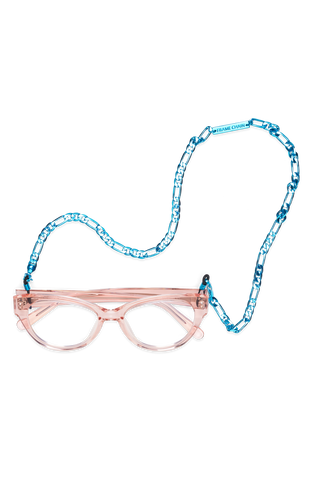 FRAME CHAIN - TUTTI BLUE - LIMITED EDITION - Glasses chain