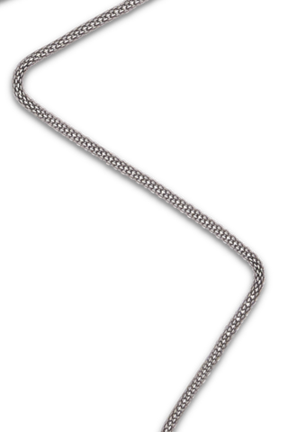 FRAME CHAIN - MATTE in WHITE GOLD - Glasses chain