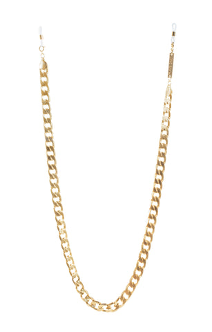 FRAME CHAIN - EYEFASH in YELLOW GOLD - Glasses Chain