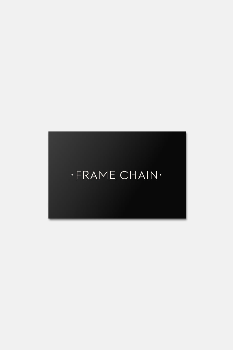 FRAME CHAIN | GIFT VOUCHER | Glasses Chains | Eyewear Chains