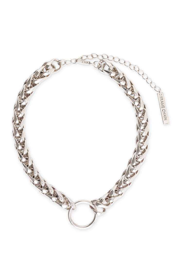 FRAME CHAIN | HOOKER MONKEY in WHITE GOLD | Glasses Chains | Eyewear Chains