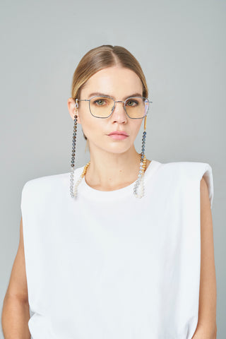 FRAME CHAIN | OMBRE In YELLOW GOLD | Glasses Chains | Eyewear Chains