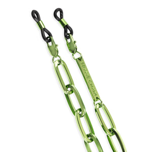 RON in GREEN - FRAME CHAIN